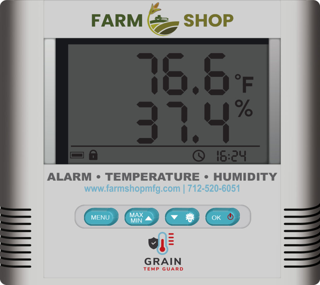 Temp Humidity_indicator