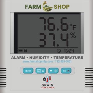 Grain Temp Guard Alarm HT