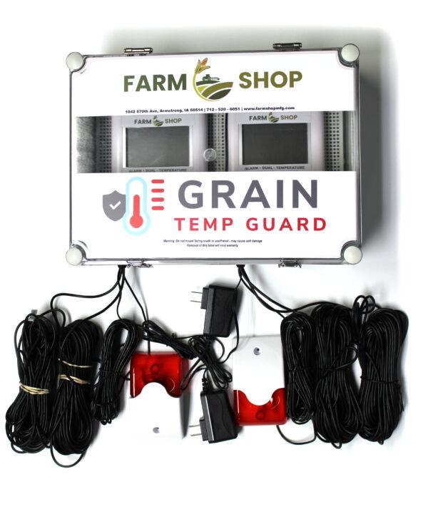 Grain Temp Guard Dual System
