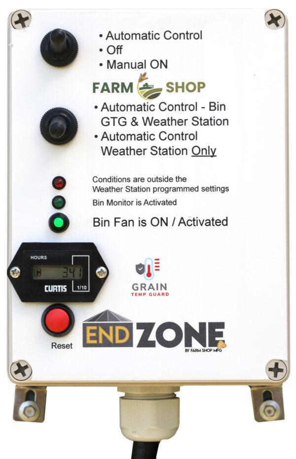 EndZone Fan Controls
