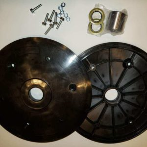 Germinator Wheel Assembly