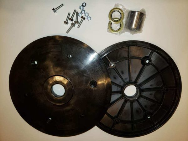 Germinator Wheel Assembly